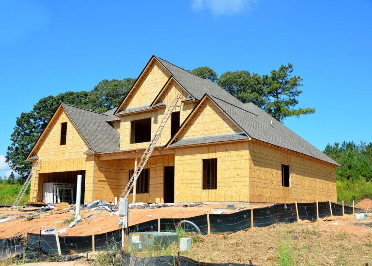 Budowa domu, czyli planuj jesienią, a buduj wiosną