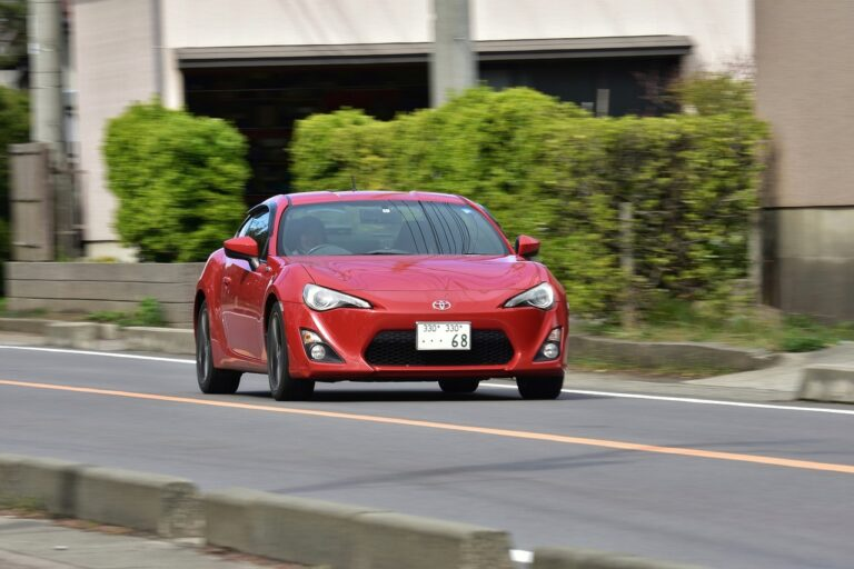 Japońskie auta najbardziej niezawodne
